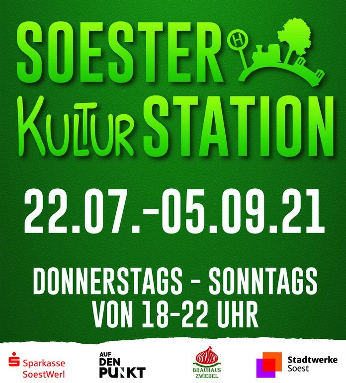 Soester Kultur Station - unterstützt von den Stadtwerken Soest
